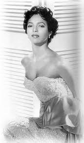 The beautiful, elegant Dorothy Dandridge