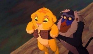 The Lion King movie image