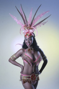 Wearing the 2006 costume in 2013 for a Toronto SUN photoshoot =)