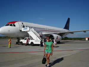 My first time taking a solo vacation; Cuba =)