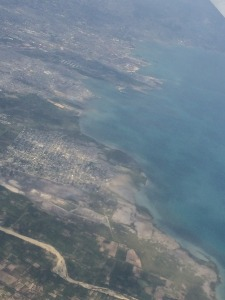 Cite Soleil from above.