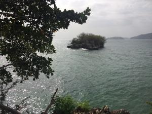 Rock Island, from Nelson Island
